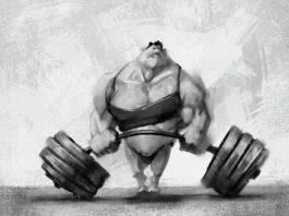 Siłownia siłka siłacz siła